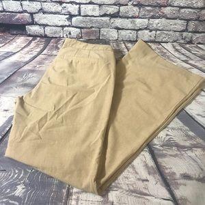 🎉SALE!!! NY&CO Dress Pants W/Gold Detail 6 Tall